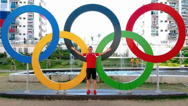 Live: Der Olympische Triathlon der Herren mit Thomas Springer 1