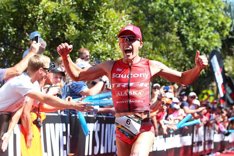 Reed und Lawrence neue IRONMAN 70.3 Weltmeister 1