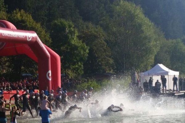 Triathlon Mitteldistanz Europameisterschaft 2020 in Walchsee 3