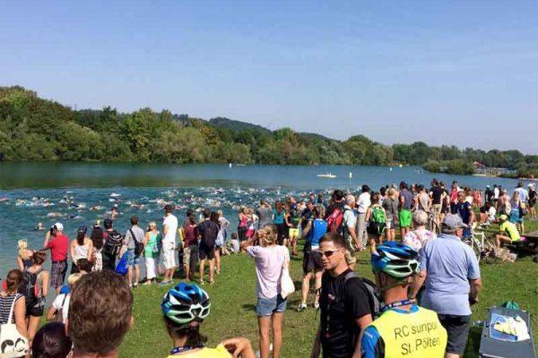 Österreichischer Saisonausklang beim Fittest City Triathlon St. Pölten 2