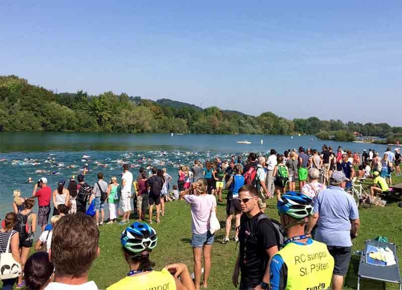 Die Wettkämpfe des Triathlon Cup 2019 3