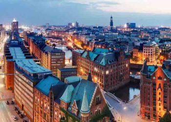 Traumhafte Streckenführung beim IRONMAN Hamburg