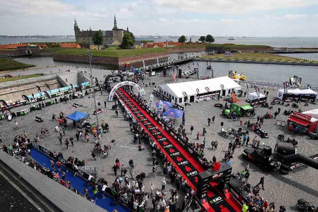 IRONMAN 70.3 Europameisterschaften 2017 in Elsinore 1