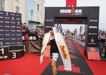 IRONMAN Wales Sieger Marc Duelsen | Photo: IRONMAN Europe