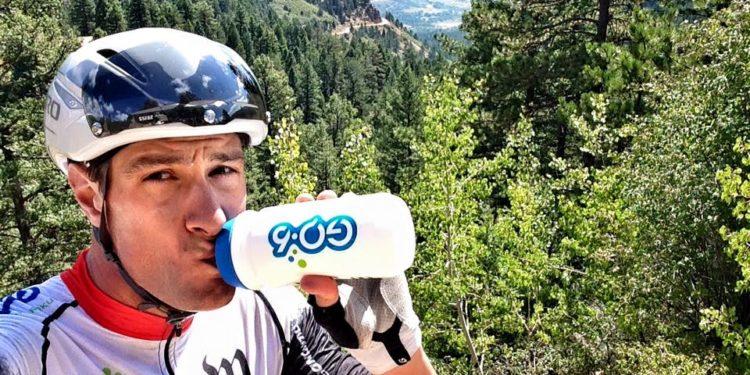 Michi Weiss beim Training in den Bergen| Photo: privat