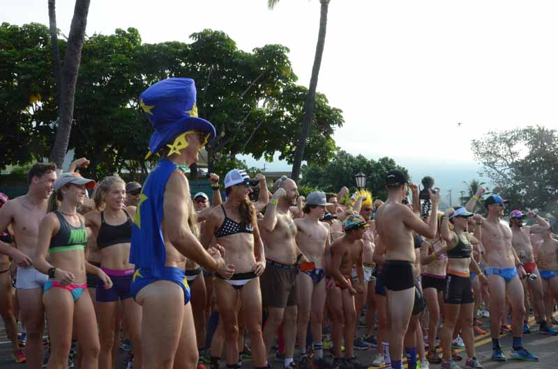 Kona Underpant Run 2016