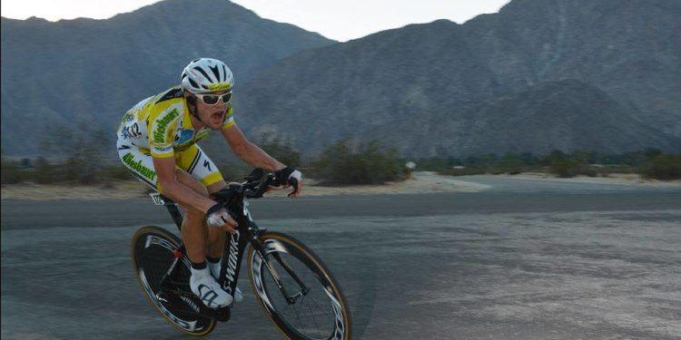Christoph Strasser kürt sich zum 24 Stunden Weltmeister im Zeitfahren 1