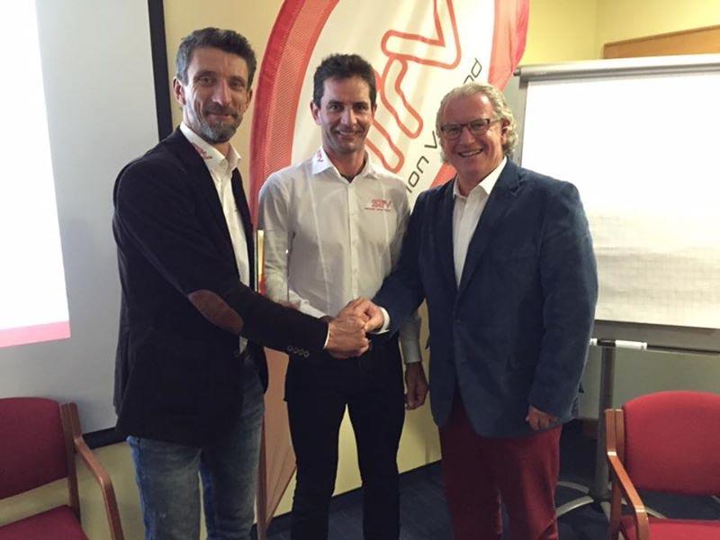 Amtsübergabe beim Salzburger Triathlonverband