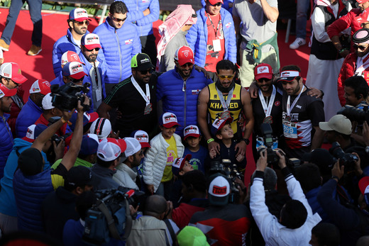 Leiti bloggt: Wenn die Ergebnisse des IRONMAN 70.3 Bahrain zur Nebensache werden! 2