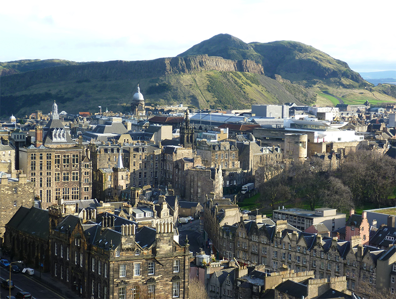 Edinburgh Austragungsort des ersten IRONMAN 70.3 in Schottland 1