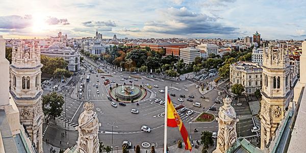Challenge Family präsentiert Challenge Madrid - Langdistanz 1