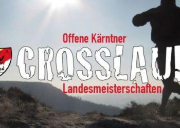 Ein Crosslauf gibt den Auftakt zum Jubiläumsjahr des HSV Triathlon Kärnten
