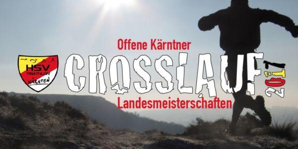 20 Jahre HSV Triathlon Kärnten mit Crosslauf Landesmeisterschaft 1