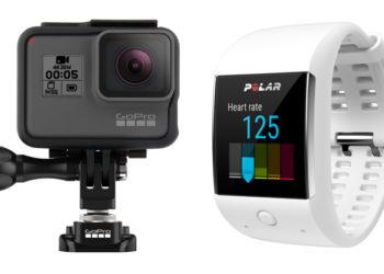 Mit der Polar V800 die Steuerung über deine GoPro übernehmen
