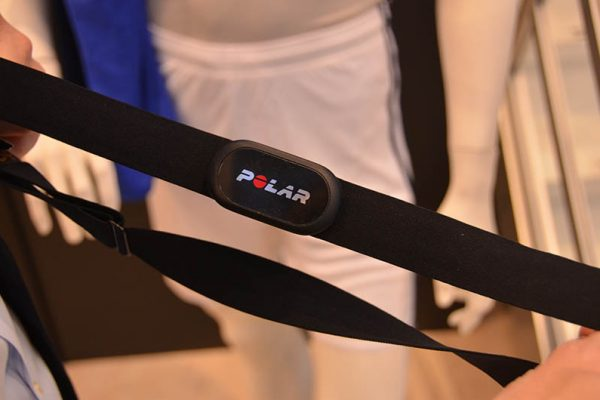 Polar H10 Herzfrequenz-Sensor speichert Daten ohne Sportuhr 1