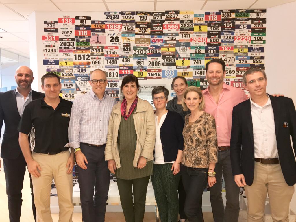 ITU und IRONMAN wollen Zusammenarbeit intensivieren 1