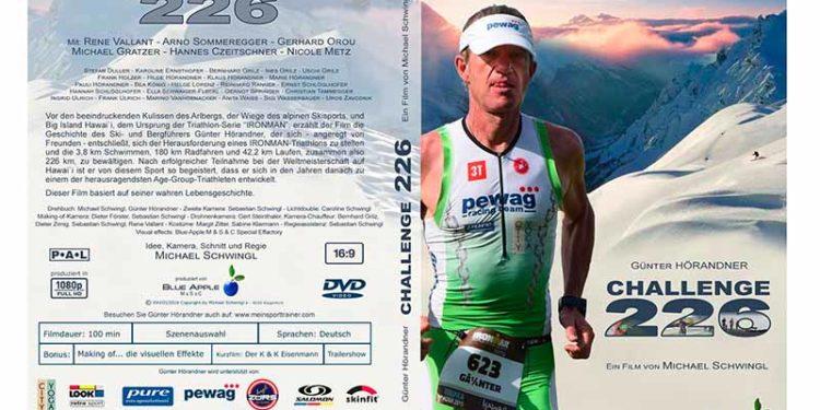 Das Cover der DVD Challenge 226