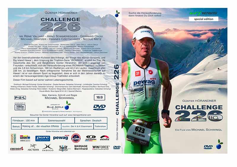 Challenge 226 - die Sportgeschichte des Günter Hörander 1