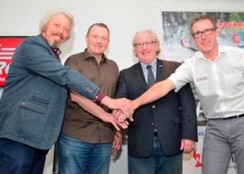 Gemeinsam in die richtige Richtung: Tiroler Triathlonverband und Österreichischer Triathlonverband