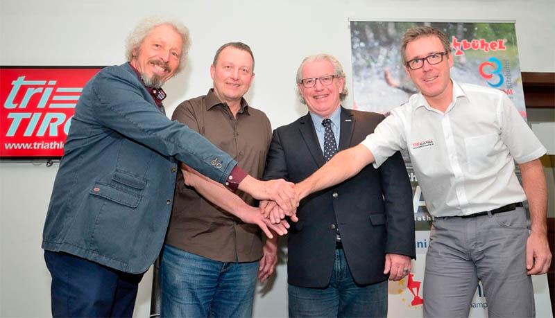 Julius Skamen als Tiroler Verbandspräsident wiedergewählt 1