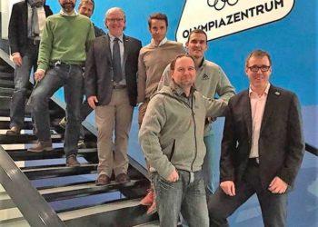 ÖTRV eröffnet neuen Bundesstützpunkt Süd in Klagenfurt 2
