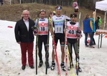 Slavinec und Schlagbauer Wintertriathlon Staatsmeister 2017 2