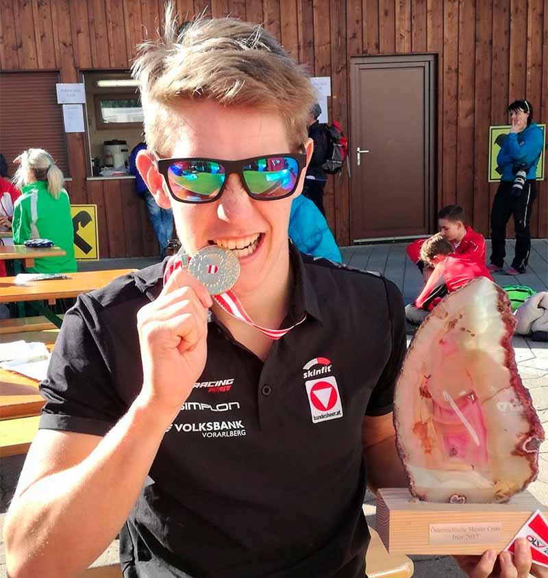 Philip Pertl erneut stark bei Continentalcup 1