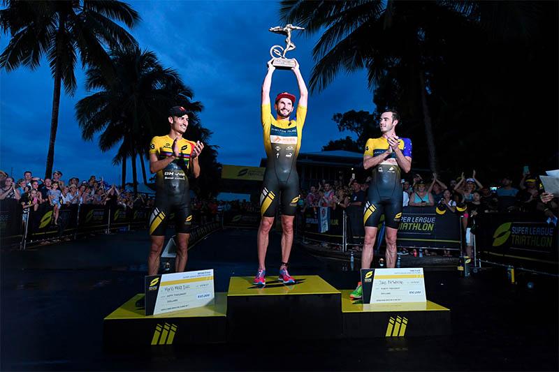 Leiti bloggt: Super League Triathlon - die Zukunft des Weltklasse Triathlons? 1