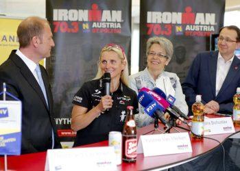 Kick Off Pressekonferenz zum IRONMAN 70.3 St. Pölten | Photo: Josef Bollwein