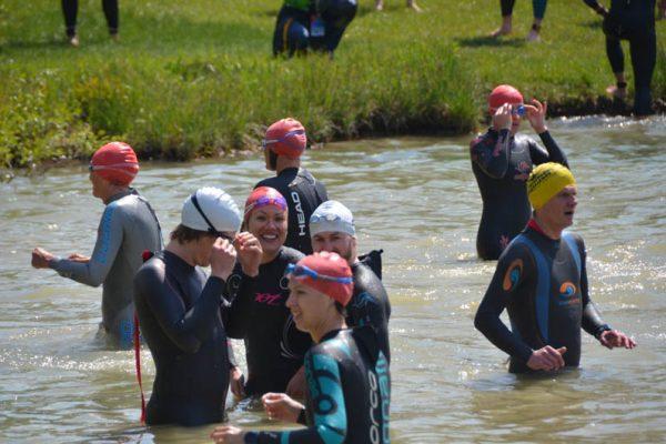 Heimischer Triathlon-Saisonauftakt mit drei Bewerben 6