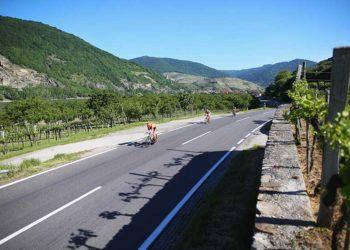 Durch die wunderschöne Wachau | Getty Images for Ironman