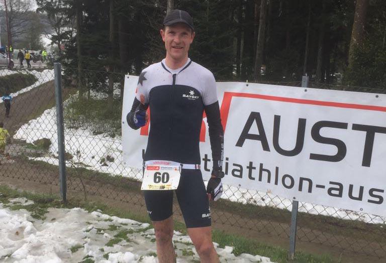 Favoritensiege bei Duathlon ÖM Masters Meisterschaften in Rohrbach 1