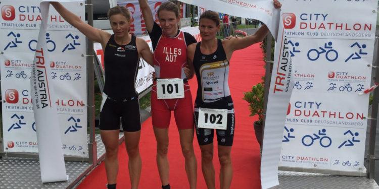Illes holt Bronze bei Duathlon Europameisterschaft 1