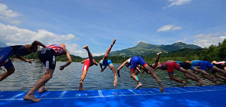 Was für eine Kulisse für Europameisterschaften |  Foto: GEPA pictures/ Hans Osterauer