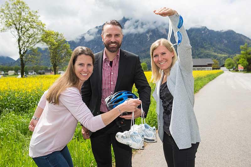 Nur noch ein Monat bis zum Salzburger Firmen Triathlon am 9. Juni! 1