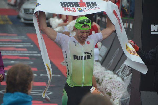 Die Ergebnisse der Österreicher beim IRONMAN 70.3 St. Pölten 10