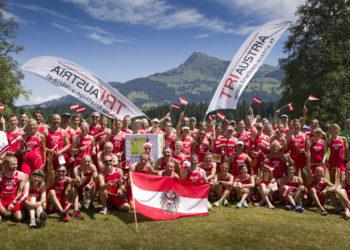 ÖTRV Rekordteilnehmerfeld bei Triathlon-EM in Kitzbühel 3