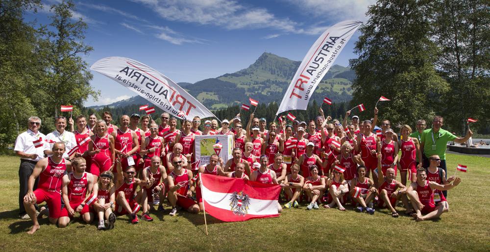 ÖTRV Rekordteilnehmerfeld bei Triathlon-EM in Kitzbühel 1