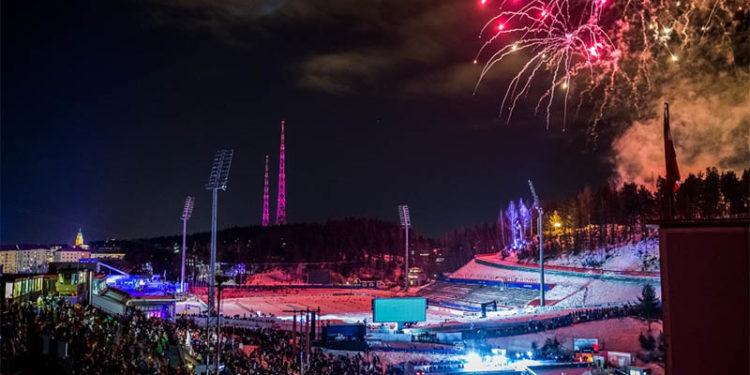 Finish unter der Mitternachtssonne: IRONMAN 70.3 Lahti 1