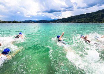 Drei Tage Triathlonfest am Wörthersee 1