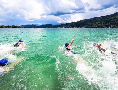 Doppelweltmeister als Star der Wörthersee Swim Open