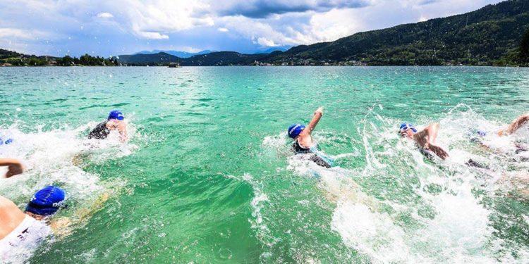 Doppelweltmeister als Star der Wörthersee Swim Open 1