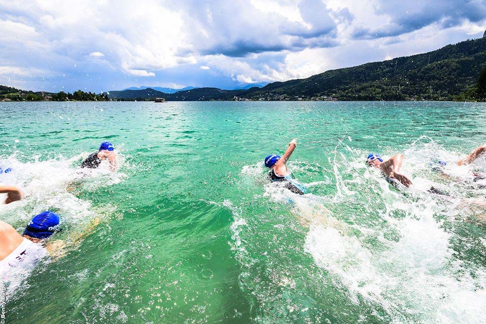 Doppelweltmeister als Star der Wörthersee Swim Open 2