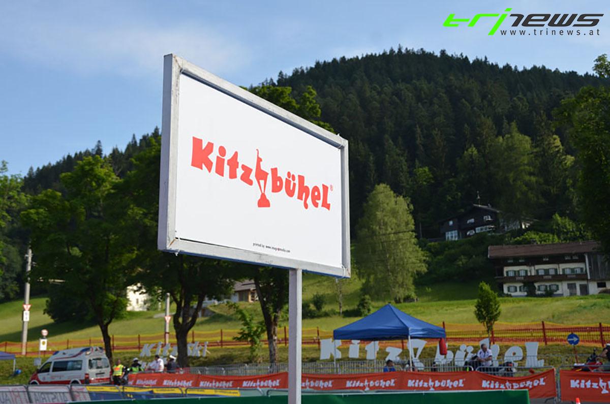 Kitzbühel ist bereit für die größten Triathlon Europameisterschaften über die Olympische Distanz