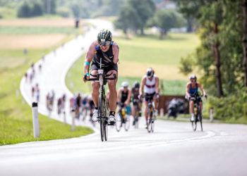 Rauf auf den Rupertiberg beim IRONMAN Austria-Kärnten | Photo Getty Images for Ironman