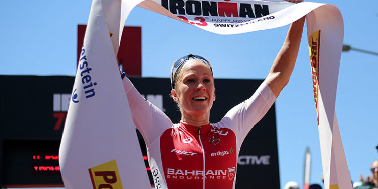 Daniela Ryf gewinnt den IRONMAN 70.3 Switzerland 2017 | Photo: Getty Images for Ironman
