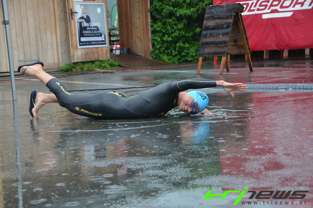 Triathlon EM Kitzbühel: Photo des Tages 1