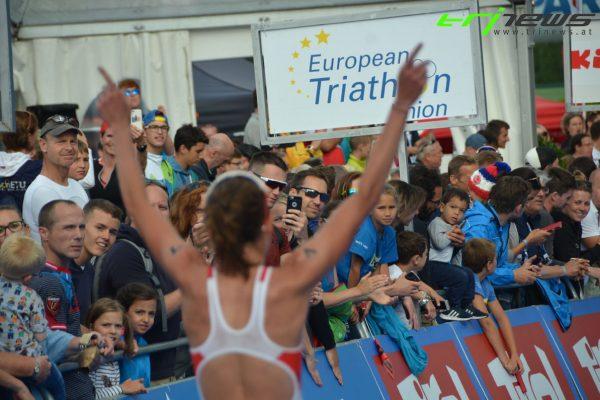 Angeschlagene Vilic holt Top 10 Platzierung bei Triathlon EM in Kitzbühel 4