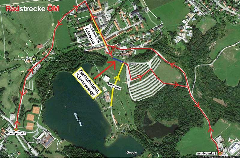 Triathlonfestfestival mit ÖSTM in der Lipizzanerheimat 2