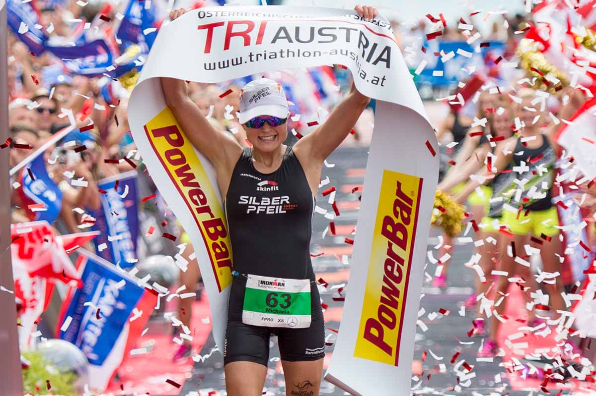 """Herlbauer bleibt in Triathlon Profi """"Karenz"""" 1"""